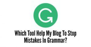 Blog Post checking