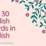 Top 30 Yiddish Words in English: With Sample Sentences