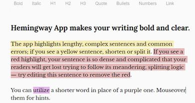 improve reading of sentences