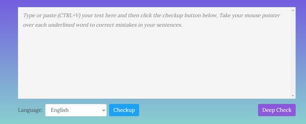 Sentence Checker Grammarly