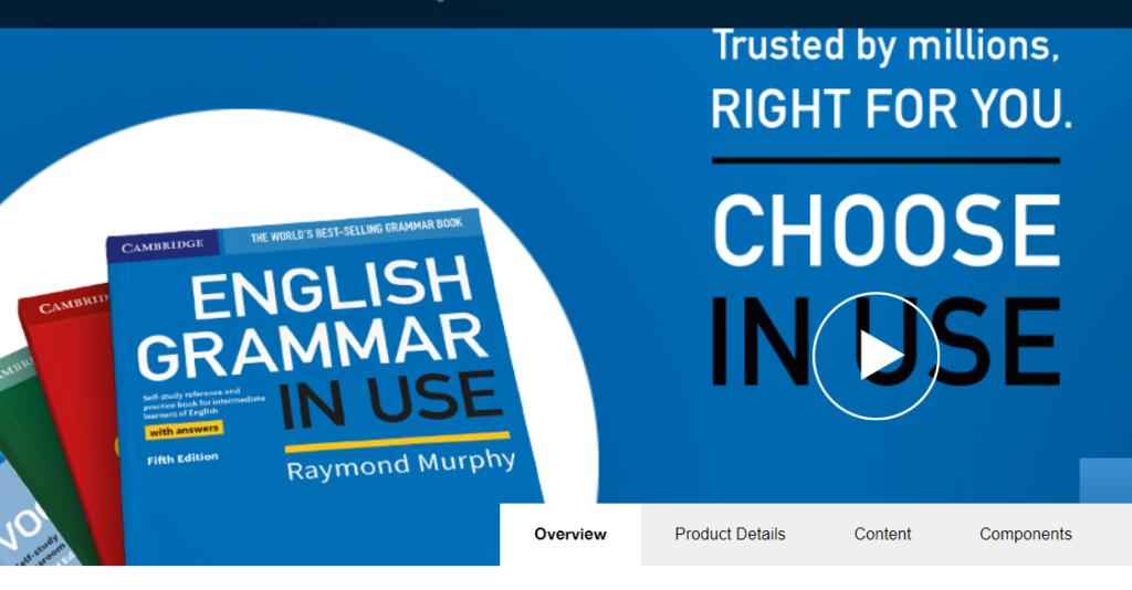 English Grammar in Use by Raymond Murphy